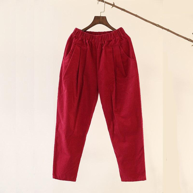 Online Get Cheap Womens Corduroy Trousers -Aliexpress.com ...