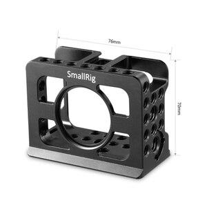 Image 3 - 소니 RX0 카메라 케이지 용 SmallRig 내장 Arca 스위스 장착 삼각대/모니터 2106