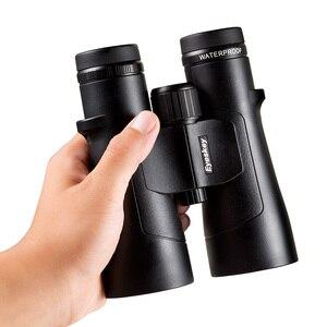 Image 2 - Eyeskey edレンズ 12 × 50 IPX8 防水超マルチコーティング双眼鏡Bak4 プリズム光学hd望遠鏡キャンプ狩猟屋外