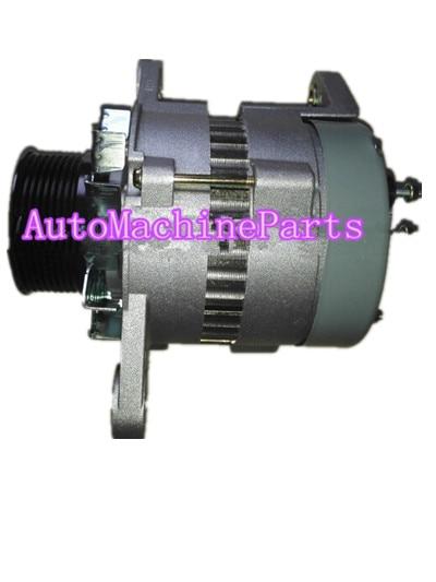 Alternador 24V 35A para el motor Komatsu 4D102 6D102 Bulldozer D68ESS-12 6008613111