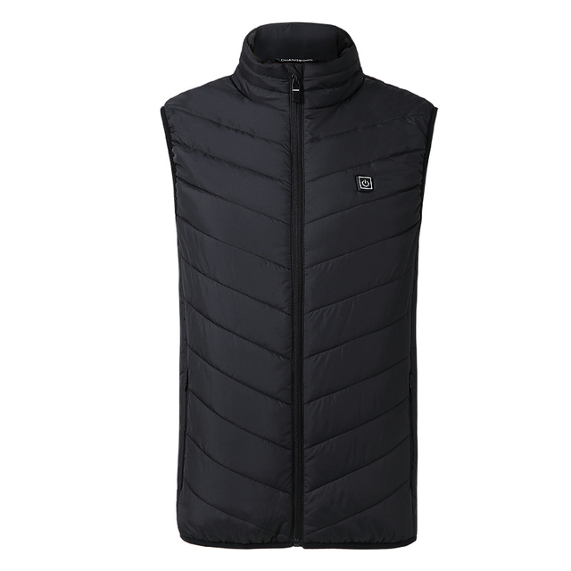 Electric Heated Vest Men Women Usb Heater Tactical Waistcoat Thermal Warm Fishing Hunting Hiking Vest Winter Heated Jacket 5