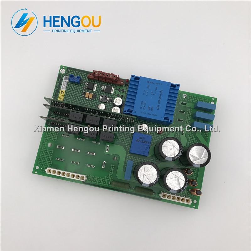 2 pieces 00.781.4754 00.785.0031 M2.144. 2111 circuit klm4 board for Heidelberg CD102 machine Compatible new задние стойки на ваз 2111