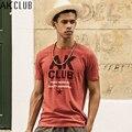 AK CLUB Brand Men's T-shirt Cuba Libre T Shirt House Logo Printing Tshirt 100% Cotton Men T-shirt 1500057