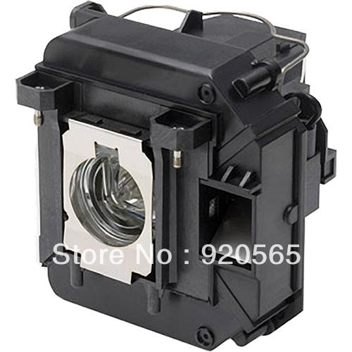 ELPLP66/V13H010L66 Projector Lamp with housing  For Epson MovieMate 85HD Projector 3pcs/lot
