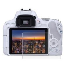 Закаленное стекло протектор для Canon EOS 200D Rebel SL2/Kiss X9 камера ЖК-дисплей экран крышка Защитная пленка защита