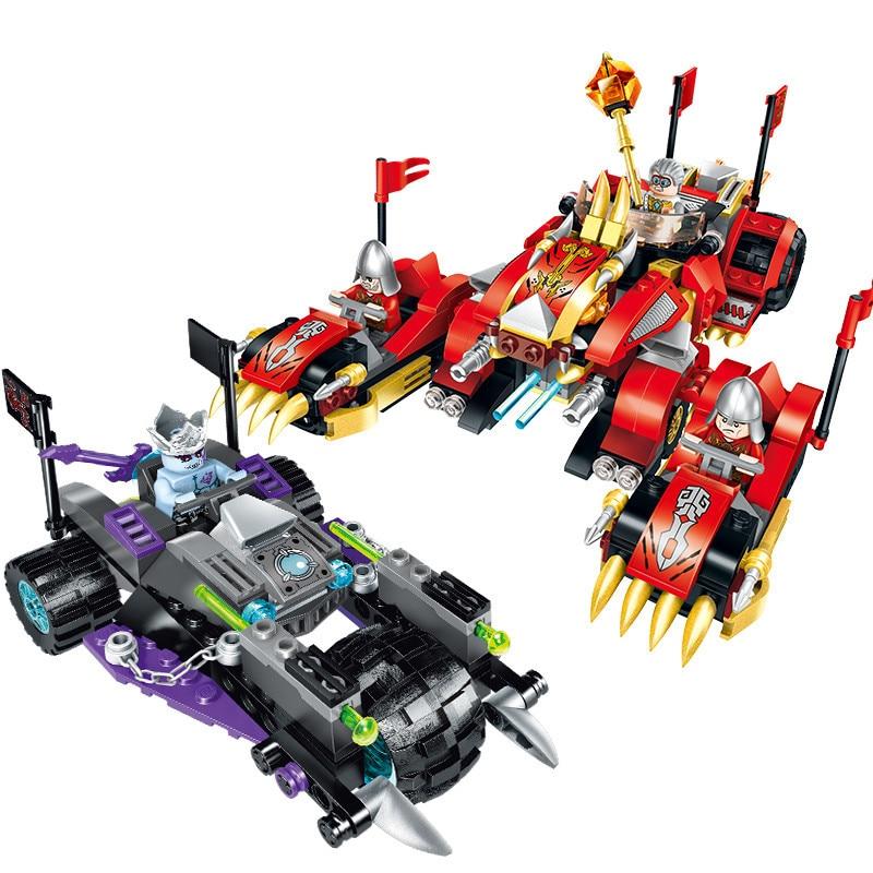 478pcs Children s educational building blocks toy Compatible city Chariot DIY figures technic Bricks birthday gifts