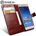 Xiaomi Redmi 3S Case Redmi 3 Pro 3 S Case Cover TOMKAS Flip Wallet With Stand Leather Case For Xiaomi Redmi 3S Prime 3S Pro 3 S