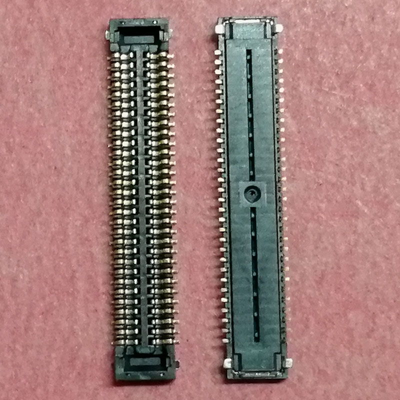 Lcd display screen flex FPC connector for <font><b>Samsung</b></font> <font><b>Galaxy</b></font> S7 G9300 G9308 G930F <font><b>s6</b></font> G9200 G9209 G9208 plug on <font><b>board</b></font> 60pin image