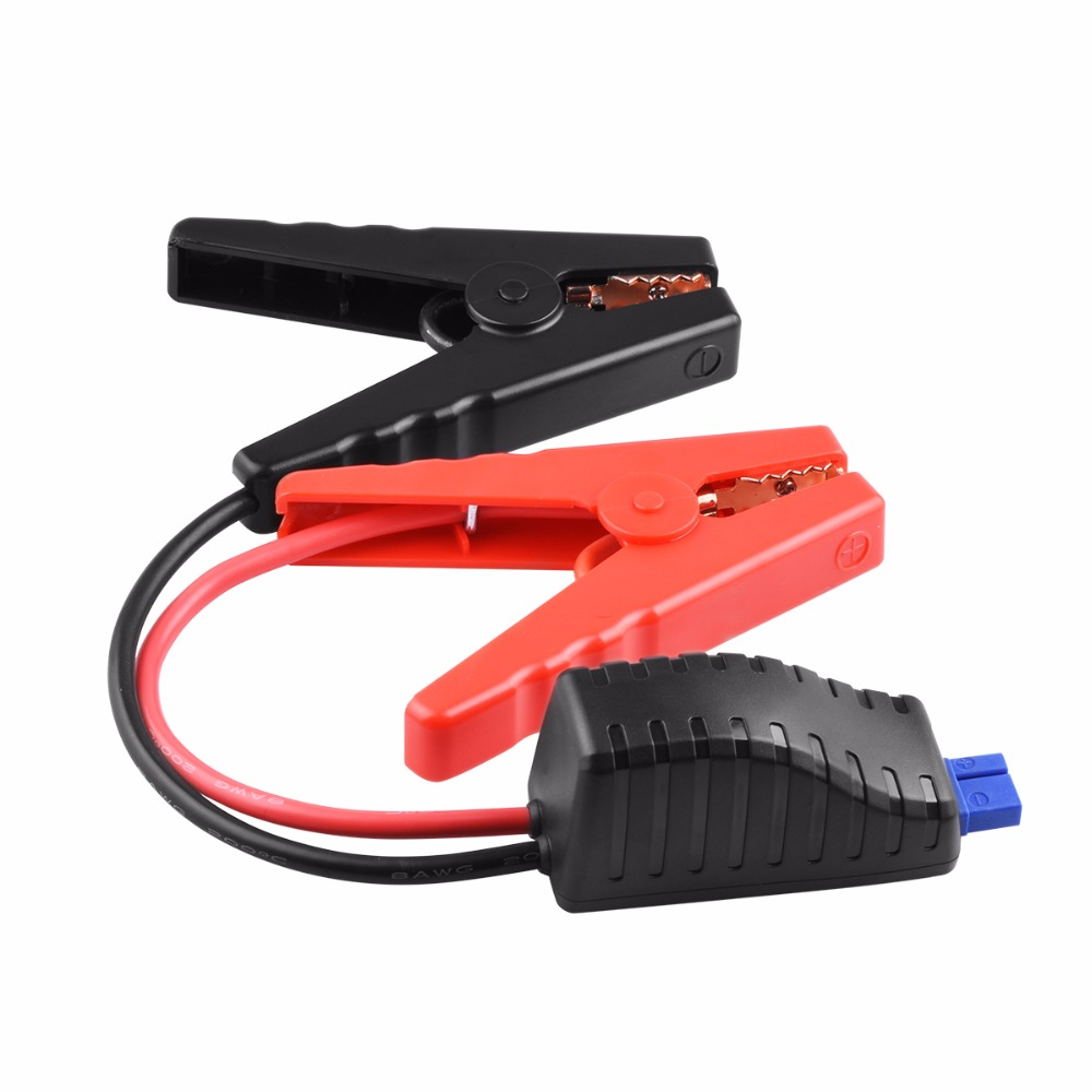 Smart Jump Start Cable Protective safety Wire for Car Jump Starter 12V Auto Battery Vehicle Emergency Battery Booster Buster