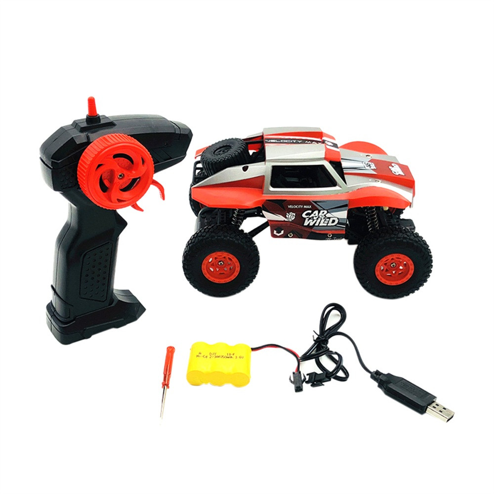 1:20 RC Car 2.4G Easy To Control Remote Radio-controlled Cars Truck Off Road Vehicle Remote Control Car Toys for Children