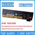 10,8 В/11,22 в 72wh X240 новый оригинальный аккумулятор для Lenovo ThinkPad T440S T440 X240 S440 S540 45N1125 45n1134 45n1135 68 +