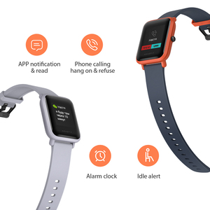 Image 3 - Huami Amazfit Bip Astuto di GPS Della Vigilanza Smartwatch Android iOS Monitor di Frequenza Cardiaca di 45 Giorni di Durata Della Batteria IP68 Sempre  in Mostra