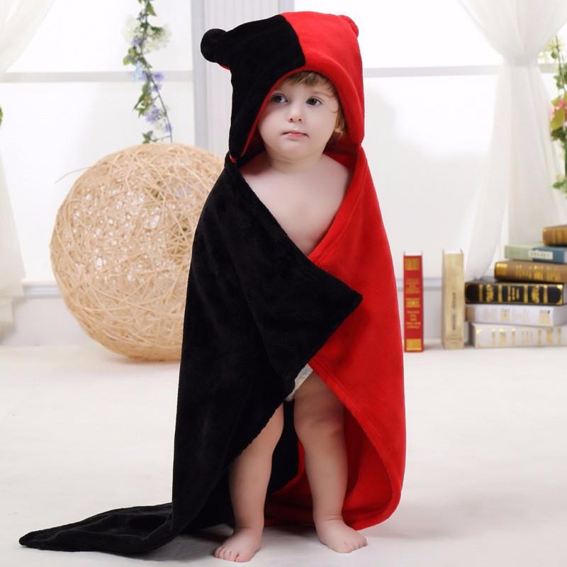 baby bathrobe