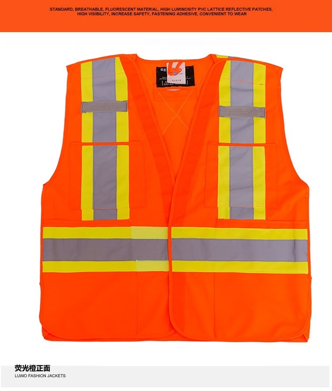 Reflective font b safety b font protective font b clothing b font construction security high visibility