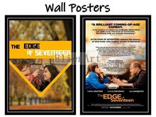 The Edge of Seventeen Movie Home Decorative Painting White Kraft Paper Poster 42X30cm where the wild things are movie home decorative painting white kraft paper poster 42x30cm