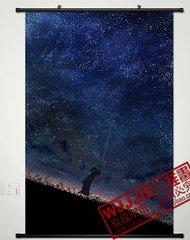 Anime Home Decor Japan Poster Wall Scroll 90 60 007 mushishi