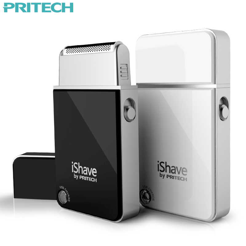 Pritech Electric Shaver For Men Travel Portable USB Rechargeable Shaving Machine Electric Razor For Face Unwashable#RSM-1880 2017 hot sales new primitive man shaving machine 5 d waterproof rechargeable crime is portable travel man to the electric razor
