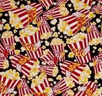 140x100cmJapan Wind Diy Handmade Plain Weav Cloth Fabric Printed Cotton Popcorn Women DIY Sewing Skirt Tilda
