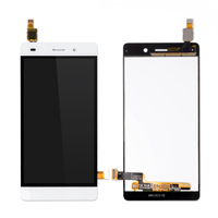 5PCS Lot AAA Quality Replacement Touch Digitizer Lcd Assembly For Huawei P8 Lite DISPLAY LCD TOUCH