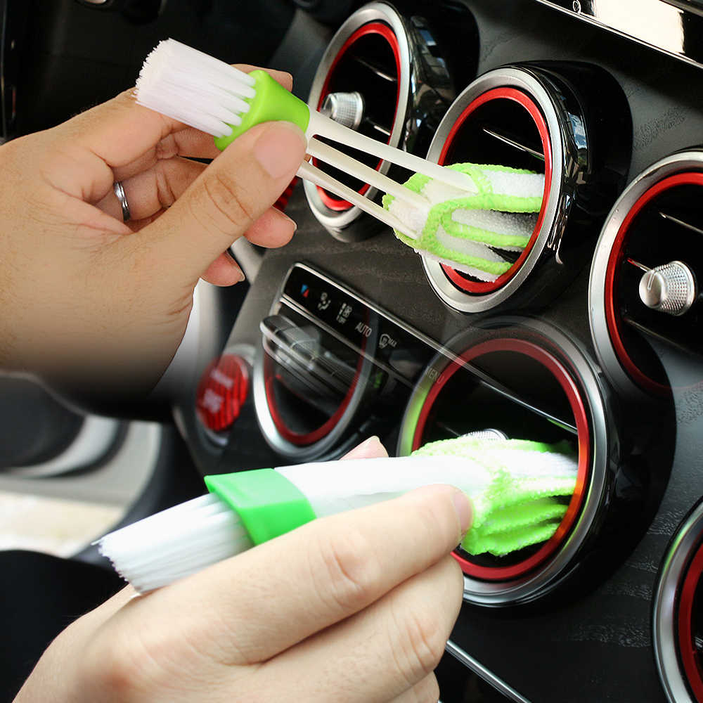 Car Care Cleaning Brush Auto Cleaning Accessoires Voor Peugeot RCZ 206 307 406 407 207 208 308 508 2008 3008 4008 6008 301 408
