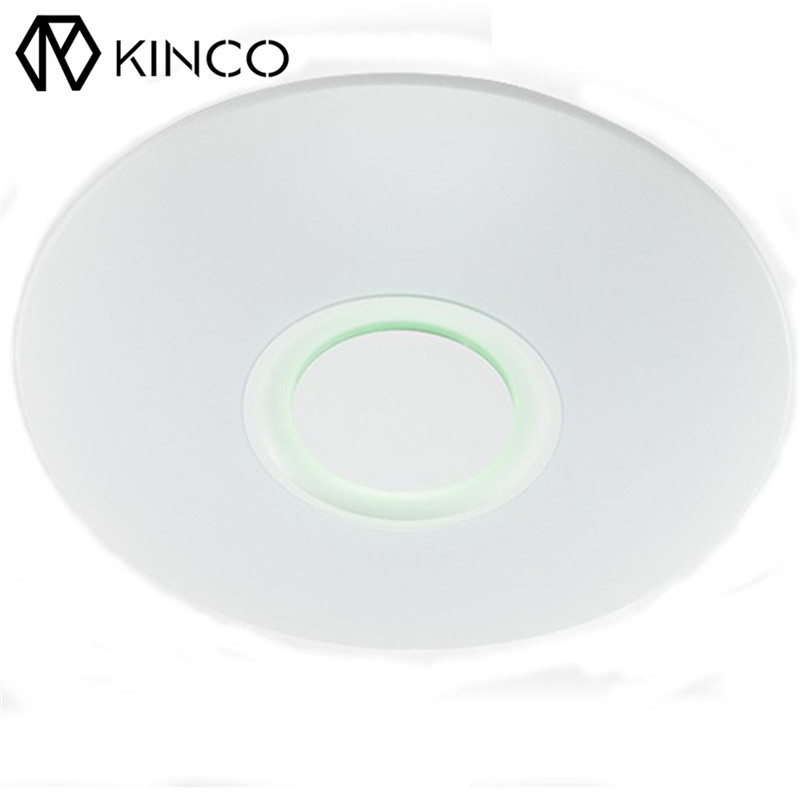 24W RGB LED Bluetooth Music Ceiling Light APP Control Timing setting Remote Control Smart Lamp for Bedroom for IOS/Android стоимость