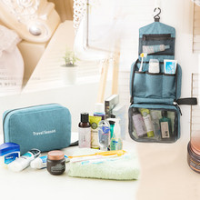 Quality Waterproof Travel Bags Multifunctional High-Capacity Portable Folding Storage Creative Bathroom Hanging Organizer