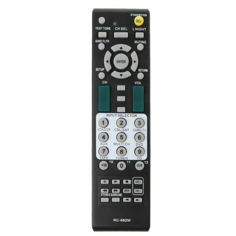 FIT For Pioneer AV Receiver Remote Control AXD7248 XXD3038 XXD3039 AXD7246