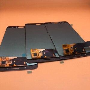 Image 4 - شاشة جديدة فائقة AMOLED LCD لهاتف سامسونج Galaxy A9 شاشة رقمية تعمل باللمس 2016 A9 Pro A910 A9100 قطع غيار