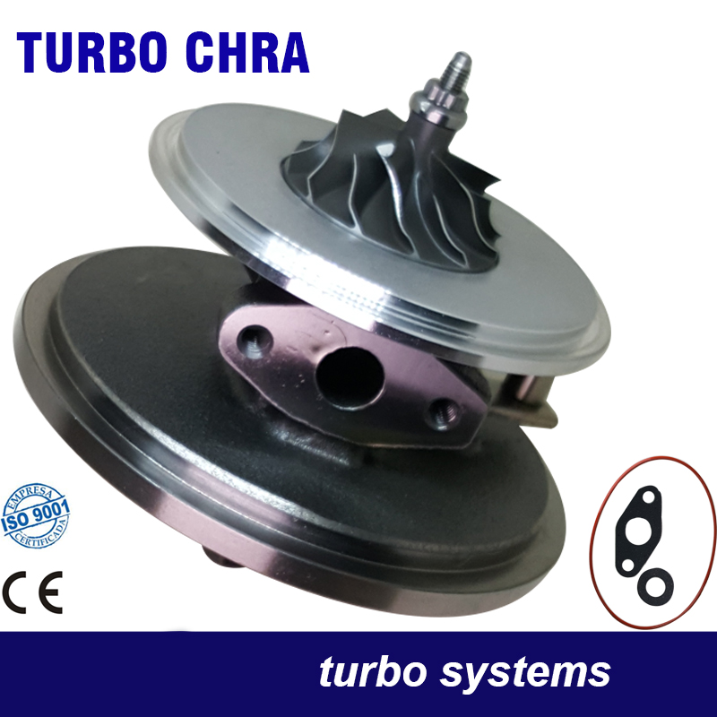 Turbocharger TURBO CHRA Core Cartridge GT1646V FOR ENGINE: BMP BMM BVD 2.0TDI 2.0L 65261/765261-1/2/3/4/5/6/7 765261-5005S 03- turbo cartridge chra k0422 881 k0422 881 53047109901 l3m713700e turbo for mazda 3 6 for mazda cx 7 2005 mzr 2 3l disi eu 260hp