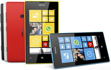 Original Nokia Lumia 520 unlocked mobile phone Dual Core 3G WIFI GPS 4.0″ 5MP 8GB Nokia 520 Windows cell phone