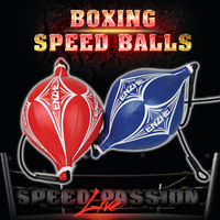 Adult Professional Boxing Speed Ball Hanging Boxing Ball Pear Ball Speed Ball Tumbler Sandbag Boxing Punching