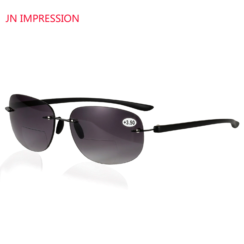 JN IMPRESSION Reader Eyewear Bifocal Reading Günəş eynəyi