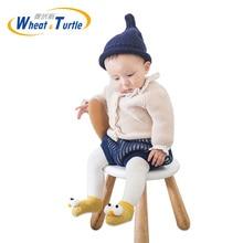 1 Pair Newborn Baby Socks Cotton Baby Toddler Socks For Newborns Gift Animal Lot Anti Slip With Rubber Soles For Child Boy недорого