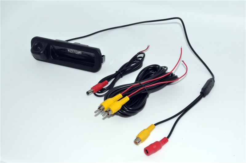 Auto Backup Achteruitrijcamera Parking Kit CCD Auto - Auto-elektronica - Foto 2