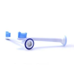 Image 2 - חדש P HX 6084 HX6084 סוניק מברשת שיניים החלפת ראשים אוראלי היגיינה נקי 400 יח\חבילה