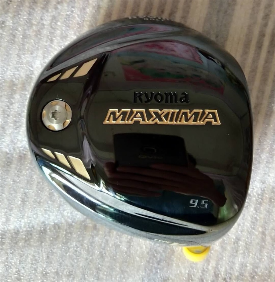 Playwell 2018 Ryoma MAXIMA D1 TYPE V black golf driver head golf head wood iron putter wedge