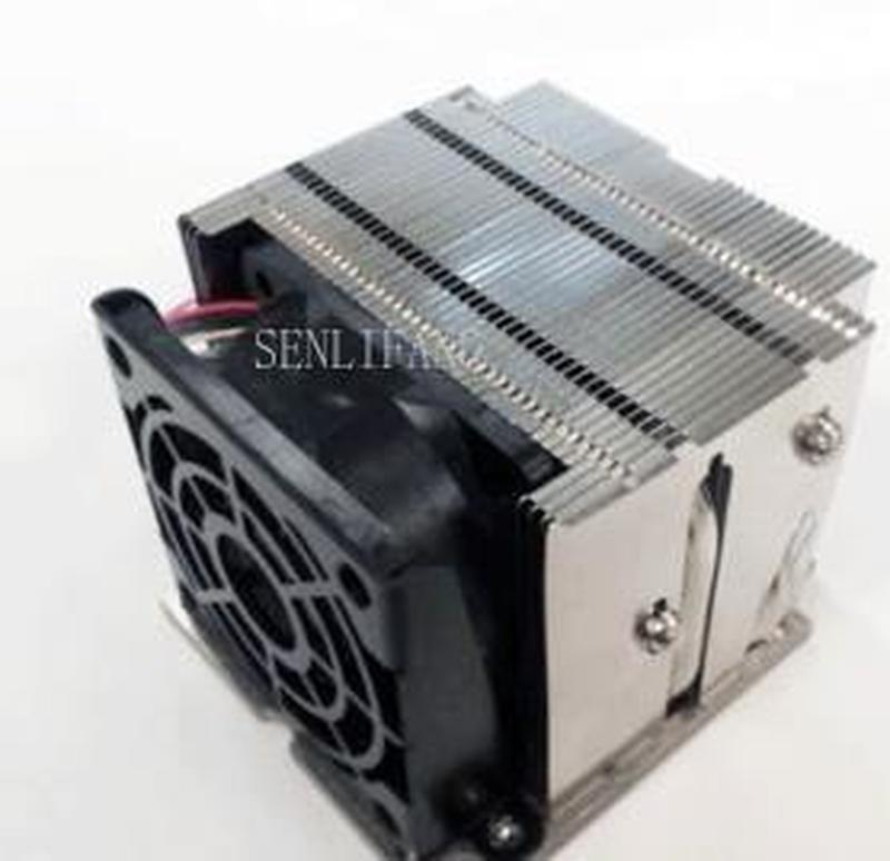 SNK-P0048AP4 Passive Heat Sink (snkp0048ap4) 2U For Intel Socket LGA 2011 Narrow Active Heatsink CPU Cooler X10DAI X10DAL-I Fan