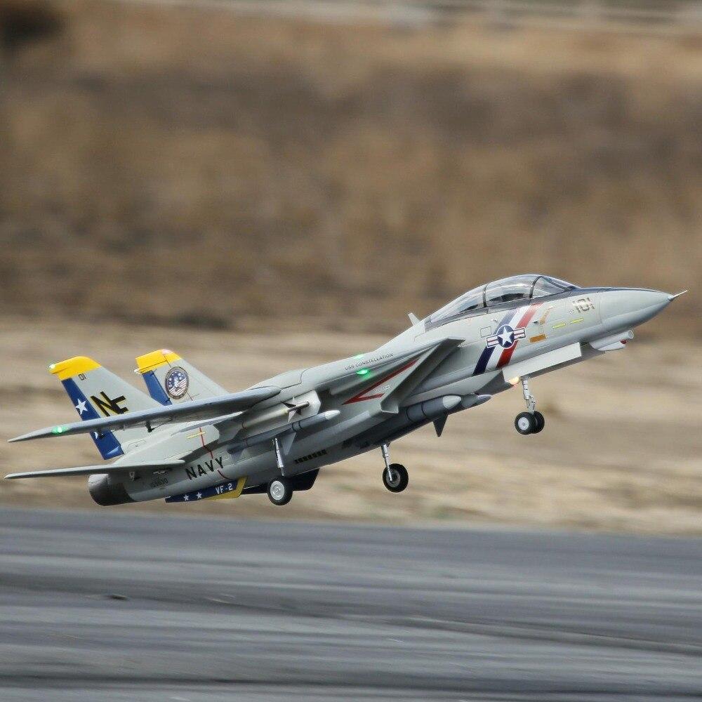 Freewing F14 F 14 التوأم 80 مللي متر EDF rc جت الطائرة هر مع متغير الاجتياح الجناح PNP-في طائرات تعمل بالتحكم عن بعد من الألعاب والهوايات على  مجموعة 1