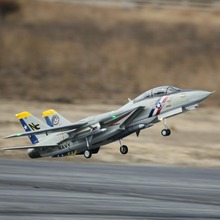 Freewing F14 F-14 doble 80mm EDF rc avión Tomcat con barrido Variable ala PNP