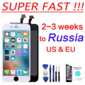LCD Screen Display for iPhone 5 5S 5C & for iPhone 6 Plus with Touchscreen Digitizer Assembly + Tools + Screen Protector