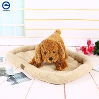 Top Sale Soft Plush Dog Cat Pet Bed Cushion Puppy Mats Crate Cage Floor Mattress For