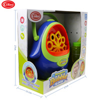 2018 Penguin Bubble Machine Automatic Bubble Machine Toy Children's Electric Blowing Bubble Machine with 2 Water