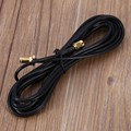 WiFi Router Antenna Extension Cable of 3M RP SMA Male To Female WiFi Router Antenna Extension Cable Cord