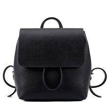 Vente chaude femmes sacs à dos de Haute qualité fille petit vintage corée style casual voyage sac à dos femmes sac en cuir belle sac à dos