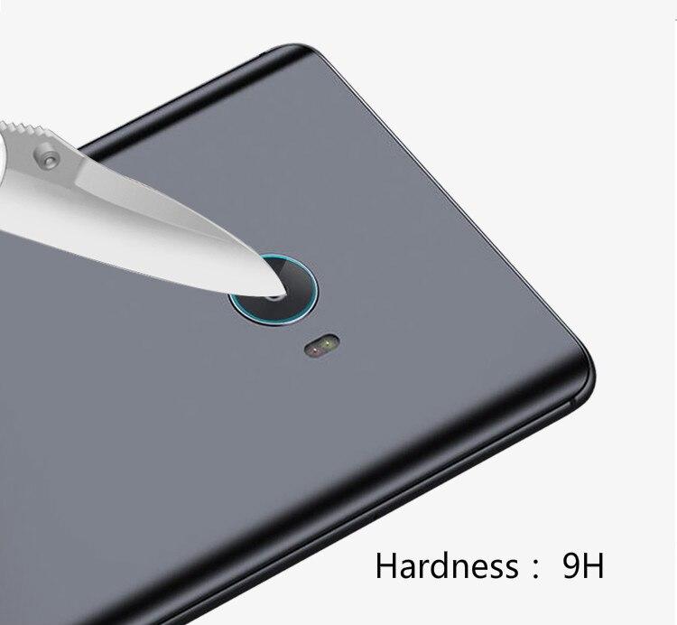 Flim Screen Protector HD 9H Tempered Glass Back Camera Lens For Xiaomi Redmi note 4 4X pro 5X mi6 MAX 5S plus mi5 MIX2