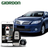 Corolla 11 car accessories Keyless Entry Comfort System PKE Phone APP Remote Start Car Engine Car Alarm Push 913