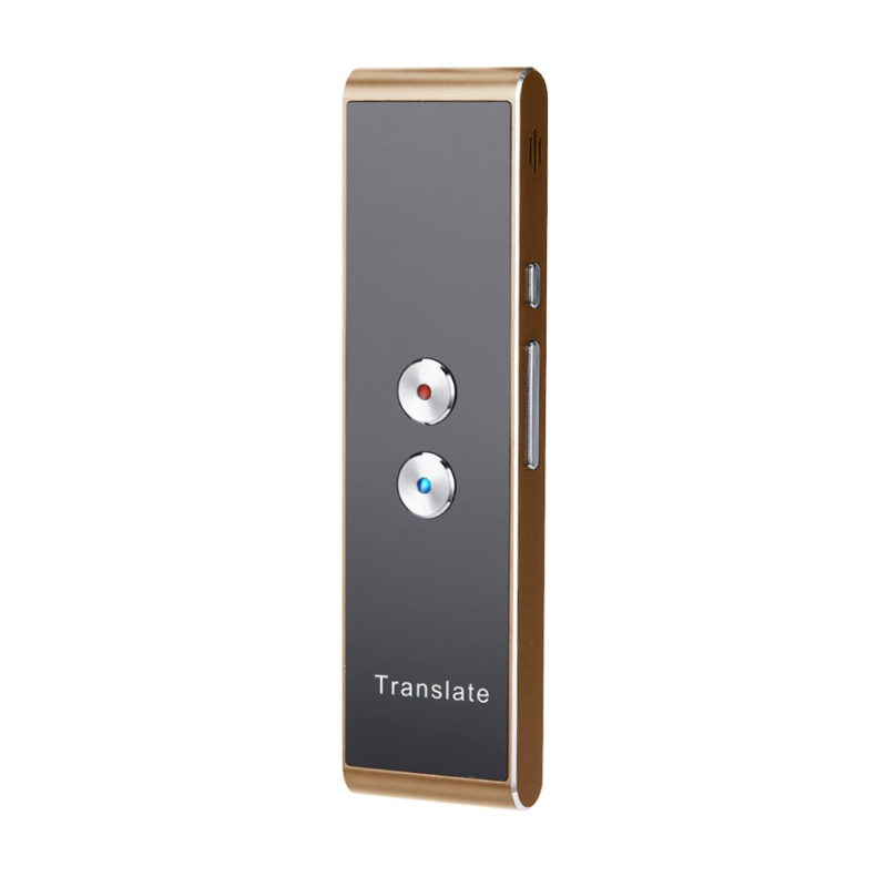 Portable Smart Voice Translator Two-Way Real Time Multi-Language Translation Photo Translator For Learning Travelling Business image