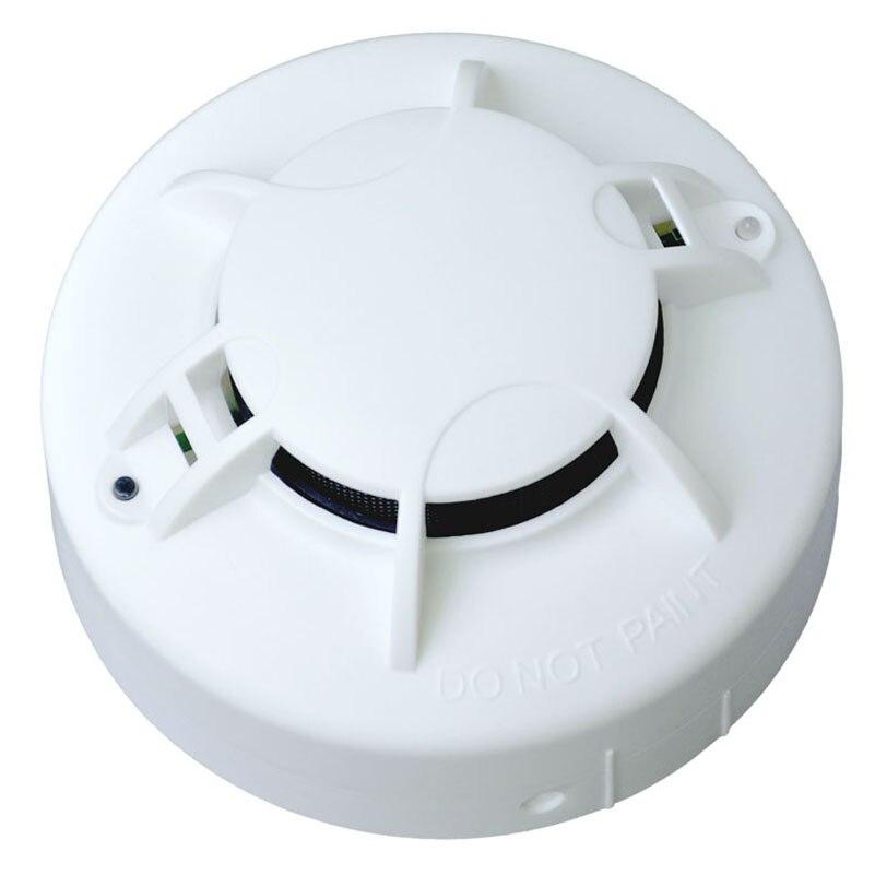 zoanco Fire-alarm Store Battery Powered Smoke Alarm  Photoelectric  AC Optical Smoke Detector  DC9V AC smoke detector