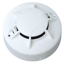Battery Powered Smoke Alarm  Photoelectric  AC Optical Smoke Detector  DC9V &AC smoke detector