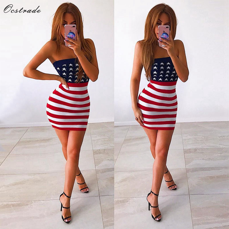 Buy sexy american flag dress and get free shipping on AliExpress.com 4227a9dcaaeb